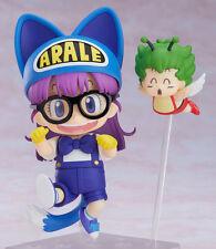 Good Smile Company Nendoroid Dr. Slump Arale Norimaki Cat Ears Ver. & Gatchan