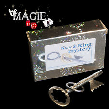 Clé enchantée - Key & Ring mystery - Tour de magie