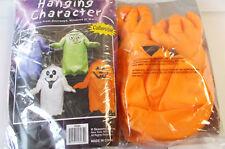 """Halloween Hanging Character Pumpkin Door Window Decor 20"""" NIP"""