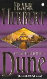 Chapterhouse: Dune by Herbert, Frank Paperback Book The Cheap Fast Free Post