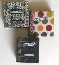 UNIQUE WHIMSICAL & STRANGE miniature scrapbooks murder unexplained