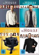 Dr. House - Die komplette 5. - 8. Staffel (Hugh Laurie)              | DVD | 200