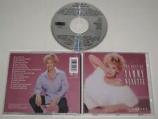 TAMMY WYNETTE/THE BEST OF TAMMY WYNETTE(EPIC 484046 2) CD ALBUM