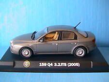 ALFA ROMEO COLLECTION 159 Q4 3.2 JTS 2005 1/43 GRIGGIO FABBRI
