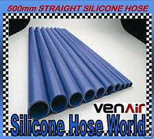 "8mm 5/16"" ID x 500mm BLUE Straight Silicone Hose Venair Silicon Radiator Pipe"