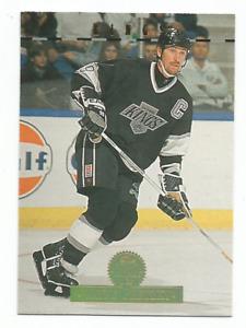 1994-95 Leaf #345 Wayne Gretzky Los Angeles Kings