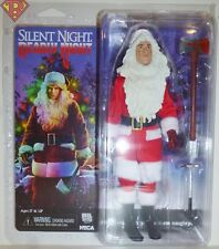 "BILLY CHAPMAN Silent Night, Deadly Night 8"" inch Clothed Action Figure Neca 2018"