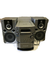 New listing Sony Hcd-Hpx9 Mini Hi-Fi Stereo System, Component Bookshelf Am/Fm, 5 Cd, Tape