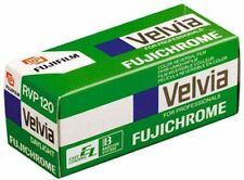 Fujifilm Fujichrome Velvia 50 120/12 Roll Film - 5 Pack - Pro Colour Reversal