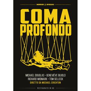 Coma Profondo (Restaurato In Hd)  [Dvd Nuovo]