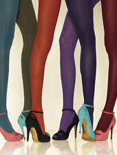 💕 Tights. Collant GERBE FUTURA 40 coloris Absinthe. Taille 6 - 11.