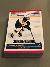 HH) Lot of 50 10/11 Score Rookies & Traded Hockey Arniel Bruins Hot Rookies RC