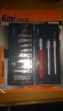 Juego de herramientas 13 Gubias cuchillos para esculpir