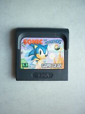 Jeu Vidéo Sega Game Gear: Sonic The Hedgehog