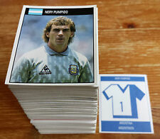 Orbis World Cup Italia 1990 Stickers - £1 for 2 - Complete your collection
