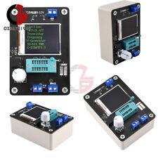 Transistor Tester Resistance Meter Meter Capacitance Meter Esr Meter Gm328a