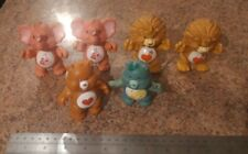 Care Bears - Vintage 1980's Figures All Original