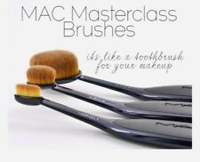 💕 MAC COSMETICS MASTERCLASS OVAL 3 BRUSHES 💋