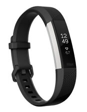 Fitbit Alta HR Activity Tracker - Black, Large Size