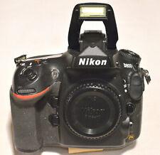 New ListingNikon D800 36.3Mp Digital Slr Camera - Black (Body Only)