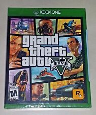 Grand Theft Auto V 5 - Xbox One - Brand New & Sealed !!