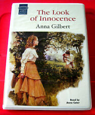 Anna Gilbert The Look Of Innocence 7-Tape UNABR.Audio Anne Cater Romance/History