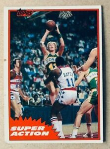 1981-82 Topps Basketball Complete Your Set 1-110