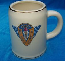 NAPUS Stein Mug National Association of Postmasters Member Souvenir Ceramic Cup