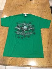 Avenged Sevenfold Seize The Beer St. Patricks Day Shirt (M) New
