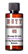 BUTT Enhancement Oil with Pueraria mirifica 50ML For Big Round Smooth Buttocks