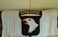 Airborne Flag Banner Super Polyester 3' x 5' Foot U.S. Military Flag