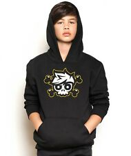 Crainer Skull Hooded Jumper YouTube Viral Gamer Hoodie Kids & Adults Sizes
