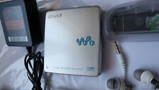 SONY MZ-EH50 PORTABLE HI-MD PLAYER MADE IN JAPAN!