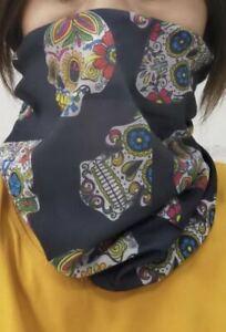 BANDANA Unisex Face Mask Neck Tube Trctical Masks Mouth Masks Headscraf