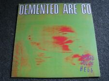 Demented are Go-Kicked out of Hell LP-2000 Germany-KOLP 113-Grey-Gold Vinyl
