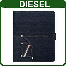 Genuine DIESEL FLIP CASE Apple iPad 2 3 4 Air tablet original book cover folio