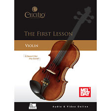 First Lessons Violin +Online Audio/Video by Craig Duncan