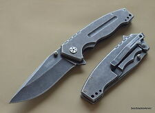 KERSHAW STARTER SPRING ASSISTED KNIFE WITH POCKET CLIP *RAZOR SHARP* BLADE NEW!!