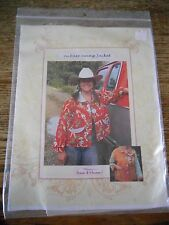 New The Easy Swing Jacket Pattern Seams & Dreams Western Womens Szs 8-22