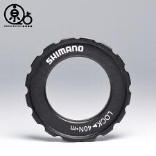 Shimano SM-HB20 Center Lock Disc Brake Hub Rotor Lockring For 15mm 20mm Axle