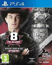 8 To Glory - Bull Riding (PS4)  BRAND NEW AND SEALED - IN STOCK - QUICK DISPATCH