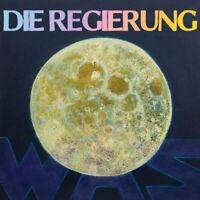 DIE REGIERUNG - WAS   VINYL LP NEU