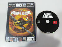 WORLD WAR II BATTLE OF BRITAIN JUEGO PC CD-ROM ESPAÑOL VIRGIN
