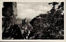 Hexen-Tanzplatz ~1950 alte s/w Postkarte ungelaufen Region Harz Treseburg Thale