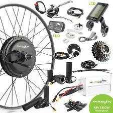 "Ebikeling Waterproof e-Bike Conversion Kit 48V 1500W 26"" 700c Direct Drive Rear"