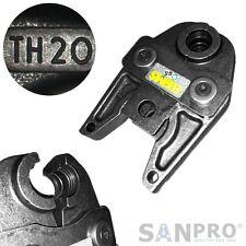 REMS 570470 tenaglie th20/pressbacke TH 20 per tubo di blend pressfittinge