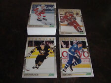 1991-92 Score Hockey Young Superstars Complete Card Box Set