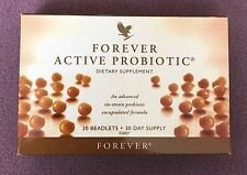 Forever ACTIVE PROBIOTICS - 30 Bead lets (ORIGINAL & BRAND NEW)