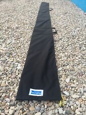 SUNFISH Sailboat Spar Sail Bag USA Marine Fabric carry mast spars Black