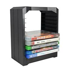 Universal Game & Blu Ray Disc Storage Tower Shelf Stand Kit for Xbox One PS3 PS4